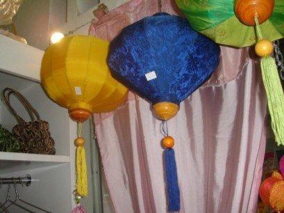 Silk lantern (40 cm dimension)