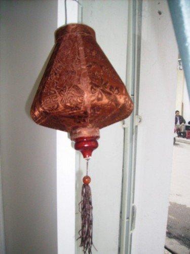 Silk lantern (20cm dimension)
