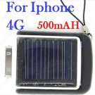 New Black Solar Battery Charger Case For IPOD IPhone 4G