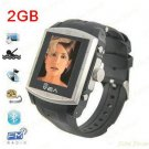 Built-in 2G Quad Band Bluetooth FM Watch Cell Phone G2