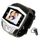 GD910 Quad Band Single Camera FM Bluetooth Watch Phone