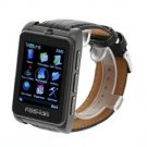 S9110 Quad Band Single Card Compass Touch Watch Phone