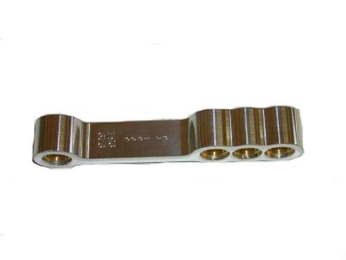 HONDA 929RR (99-01) 954RR (02-03) POLISHED LOWERING LINK (PART # A2860LRC)