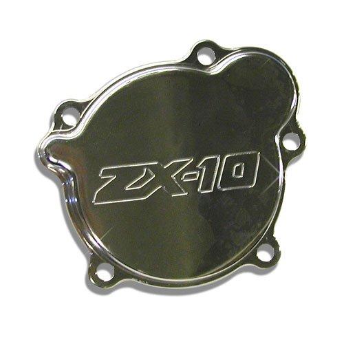 KAWASAKI ZX10R (04-05) CHROME ENGINE COVERPART # CA2908)