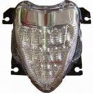 SUZUKI M109 BOULEVARD (06-07) CLEAR INTEGRATED TAIL LIGHT (PART # YS100IT)