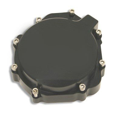 SUZUKI GSXR 600/750 (04-05) 1000 (03-04) ANODIZED BLACK ENGINE COVER (PART # A2877B)