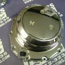 99-08 HAYABUSA CHROME CLUTCH COVER