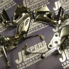 2008 -2012  HAYABUSA Factory Chrome Pegs SET
