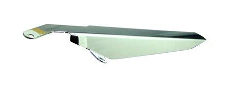 HONDA CBR1000RR (04-07) CHROME CHAIN GUARD (PART # CA2829)