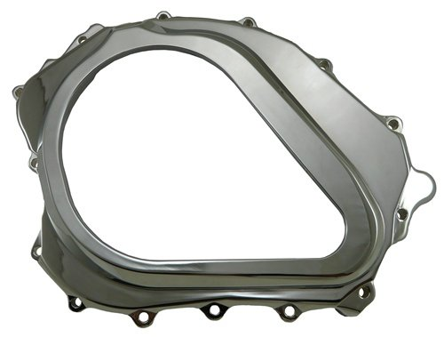 Honda CBR 1000 (04-07) Triple Chrome Clutch Cover with Window (Product code: CA4357)