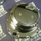 99-08 HAYABUSA CHROME CLUTCH COVER(exchange only)