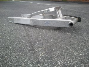 CBR 900 RR FIXED LENGHT EXTENDED SWINGARM