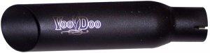 VOODOO SINGLE BLACK GSXR 01-06 600/750/1000