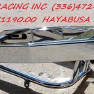 240 HAYABUSA & GSXR CHROME SWINGARM