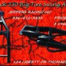 330 SWINGARM BLACK HAYABUSA /GSXR