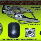 360 CHROME WIDE TIRE KIT WITH CHROME REPLICA WHEEL FOR NEW MODEL GSXR