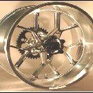 04-07 CBR 1000 RR 240 WHEEL SETS
