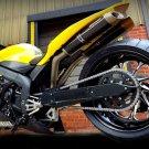 04-08 yamaha r1 300 kit black arm rc wheels