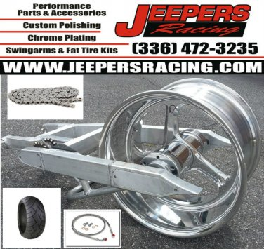 300 kit 929/954 raw arm and raw replica wheel