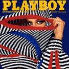 Playboy Magazine October 1986 Sharon Kaye