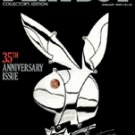 Playboy Magazine January 1989 35th Anniversary Issue