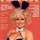 Playboy Magazine October 1978 Dolly Parton