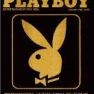 Playboy Magazine January 1984 30th Anniversary Issue