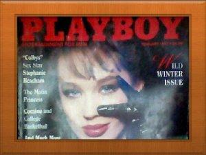 Playboy Magazine February 1987 Joanne Russell