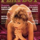 Playboy Magazine October 1984 Lesa Ann Pedriana