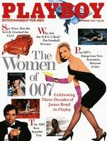 Playboy Magazine September 1987 Maryam d'Abo