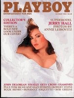 Playboy Magazine October 1985 - Collector's Edition