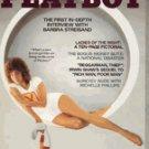 Playboy Magazine October 1977 Barbara Streisand