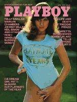 Playboy Magazine June 1977 Patti McGuire