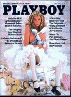 Playboy Magazine April 1976 - Kristine De Bell