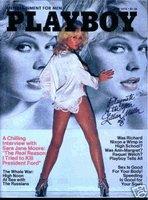 Playboy Magazine June 1976 - Women at Work!