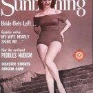 Modern Sunbathing magazine. March 1960