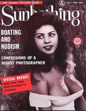 Modern Sunbathing  magazine. May,1960