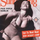 Modern Sunbathing  magazine. June,1960