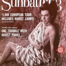 Modern Sunbathing  magazine. February,1961