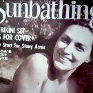 Modern Sunbathing  magazine. March,1962
