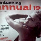 Modern Sunbathing magazine. ANNUAL,1963