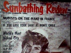 Sunbathing Review., spring-summer1964