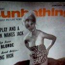 Modern Sunbathing magazine.January,1963