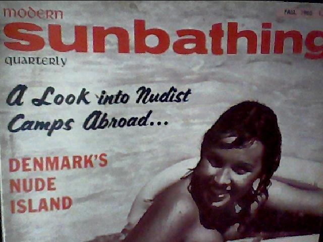 Modern Sunbathing magazine.quarterly, fall 1965