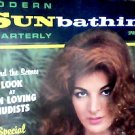 Modern Sunbathing magazine.Quarterly,spring 1966