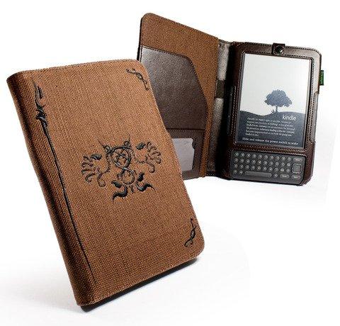 Tuff-Luv Eco-Nique Case for Amazon Kindle 3