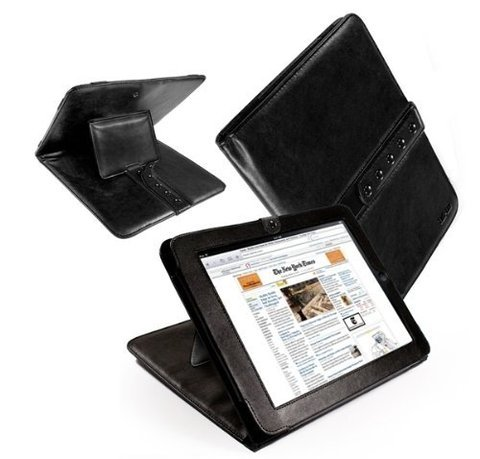 Tuff-Luv Multi-View� Napa Leather case cover for Apple iPad & 3G