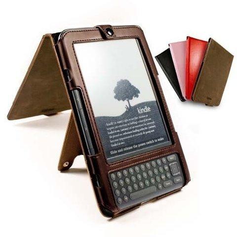 Tuff-Luv Saddleback for Amazon Kindle 3