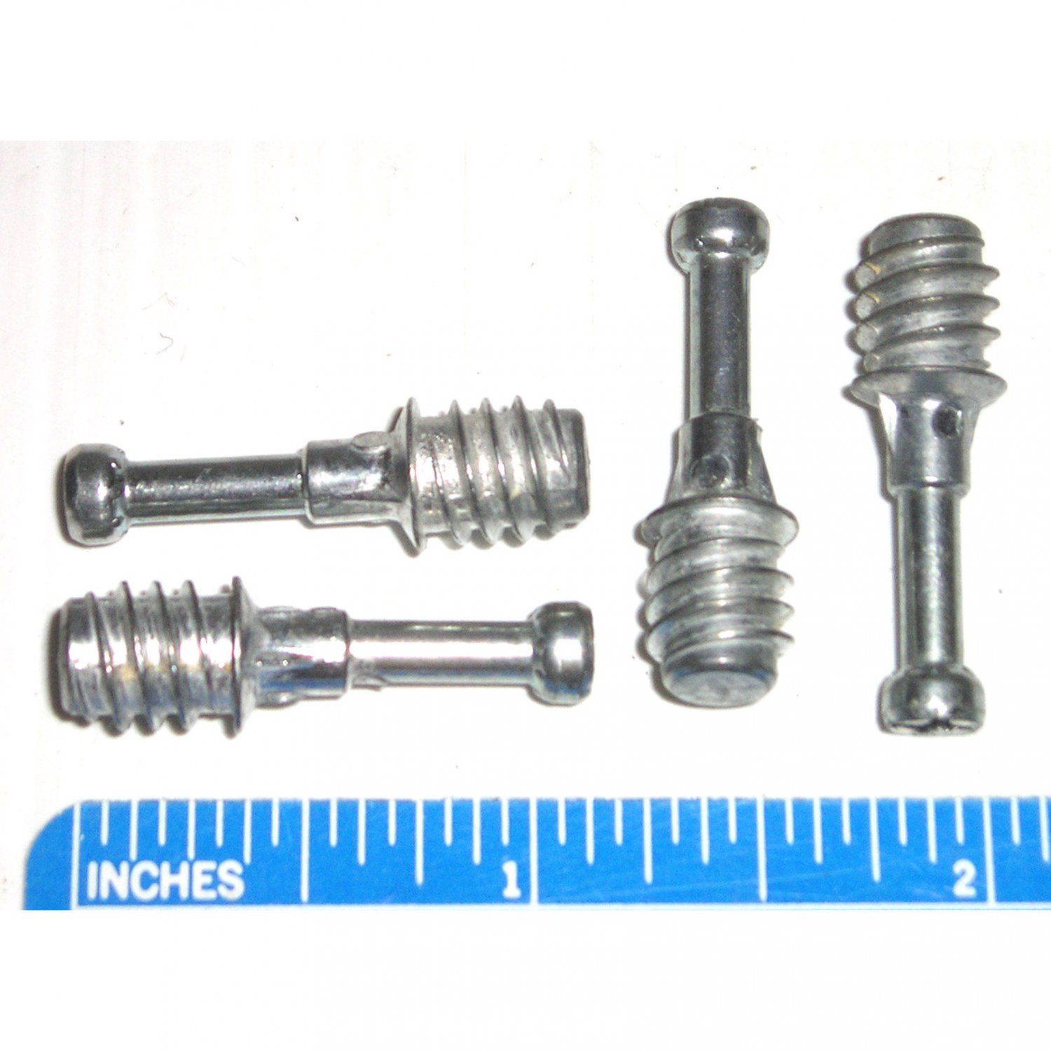 30mm Steel Dowel Pins For Cam Lock Fasteners For 7mm Hole