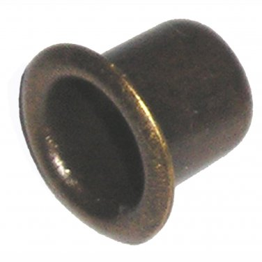 5mm Antique Brass Sleeve Grommet for Shelf Support Pin - Rest - Peg (20 Pack)